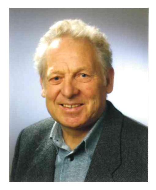 Firmengründer Joachim Bartz